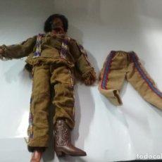 Figuras de acción: MUÑECO MATTEL CONGOST 1971 Y PANTALON. Lote 105828539
