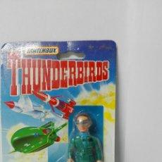Figuras de acción: LOTE FIGURAS THUNDERBIRDS BRAINS MATCHBOX FIGURAS COMANSI MUÑECOS AÑOS 70 NO AIRGAM BOYS. Lote 106027027