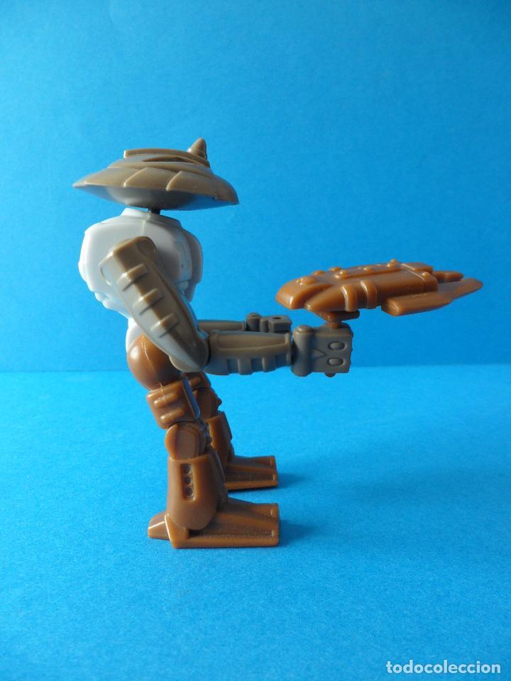 Figuras de acción: Robot Articulado - Tarranga - SIMBA - Foto 2 - 109300311