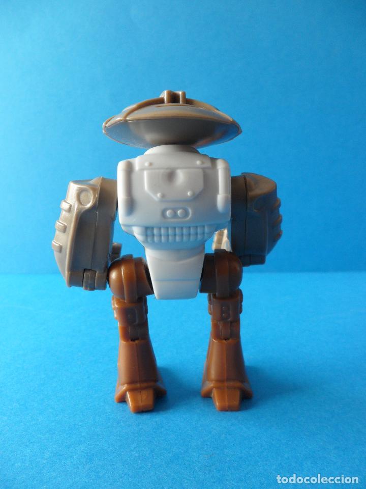 Figuras de acción: Robot Articulado - Tarranga - SIMBA - Foto 3 - 109300311