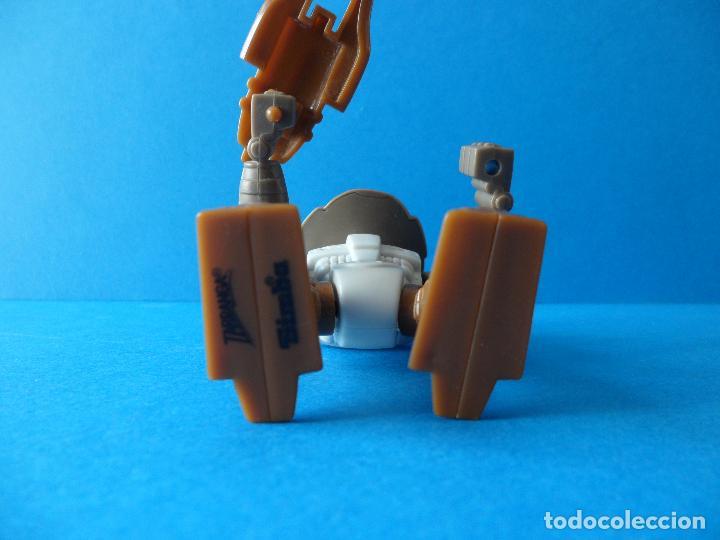 Figuras de acción: Robot Articulado - Tarranga - SIMBA - Foto 6 - 109300311