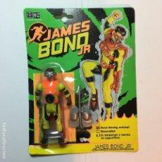 Figuras de acción: FIGURA JAMES BOND JR. BUCEADOR DE HASBRO. Lote 109487783