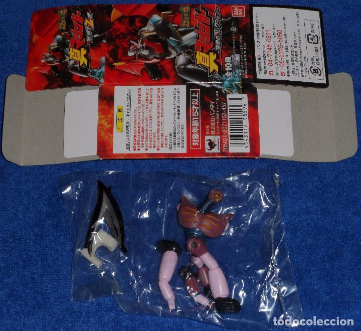 Figuras de acción: Mazinger Z - Gashapon - Bandai ¡Precintada! - Foto 3 - 105369603