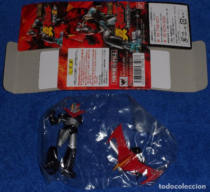 Figuras de acción: Mazinger Z - Gashapon - Bandai ¡Precintada! - Foto 3 - 158906652