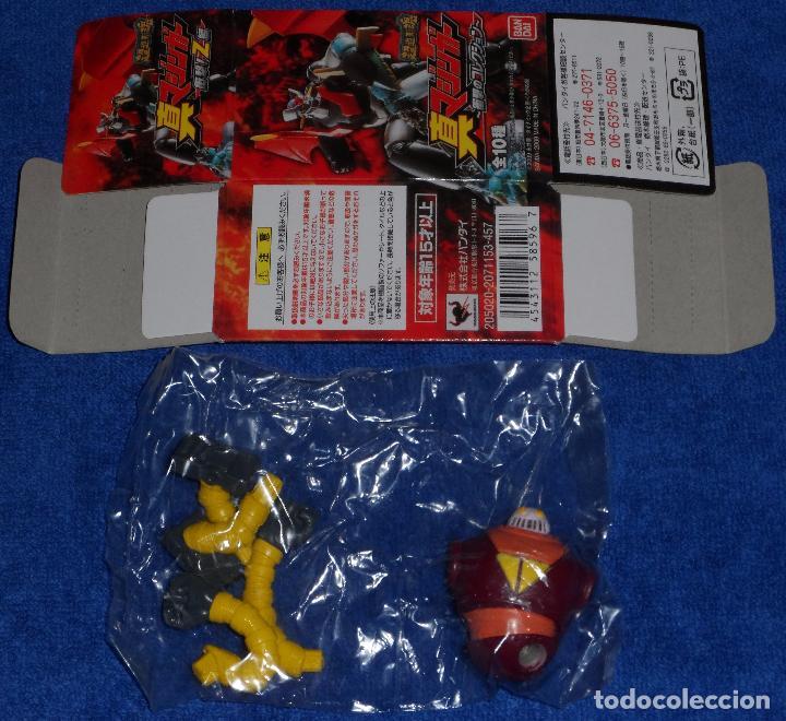 Figuras de acción: Mazinger Z - Gashapon - Bandai ¡Precintada! - Foto 2 - 134794342