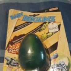 Figuras de acción: HUEVO BABY BOGLINS - BOGLIN KLANG AÑO 1991 A ESTRENAR DE IDEAL . Lote 110230363
