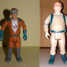 Figuras de acción: CAZAFANTASMAS (REAL GHOSTBUSTERS) - 2X RAY STANZ PRIMERA VERSION Y FRIGHT FEATURES (1987 Y 1988). Lote 47043913