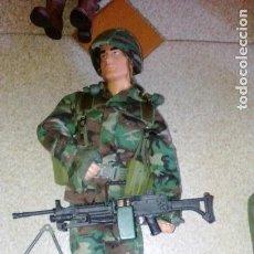 Figuras de acción: ULTIMATE SOLDIER - SOLDADO AMERICANO AÑOS 90 - SIN CAJA. Lote 111182851