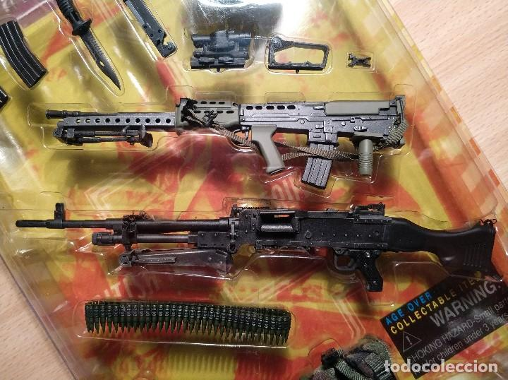 Figuras de acción: Panoplia de Accesorios - British Infantry Equipment Set 1 - Ref 71194 - Geyperman, DiD, Dragon - Foto 2 - 112640803