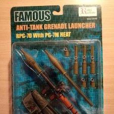 Figuras de acción: RPG-7D Y PG-7M HEAT - LANZA GRANADAS ANTI TANQUE - GEYPERMAN, DID, DRAGON. Lote 112641371