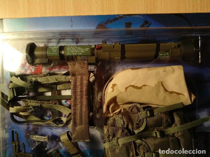 Figuras de acción: Panoplia de accesorios de las Fuerzas especiales de USA - Geyperman, DiD, Dragón - Foto 2 - 112642531