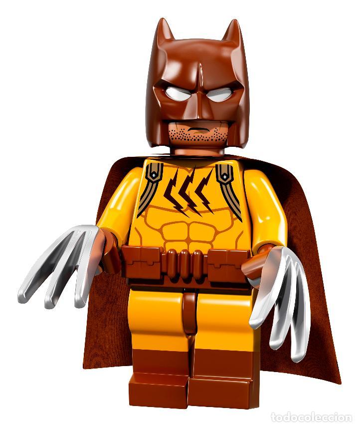 LEGO MINIFIGURES CATMAN THE BATMAN MOVIE 100% ORIGINAL (Juguetes - Figuras de Acción - Otras Figuras de Acción)