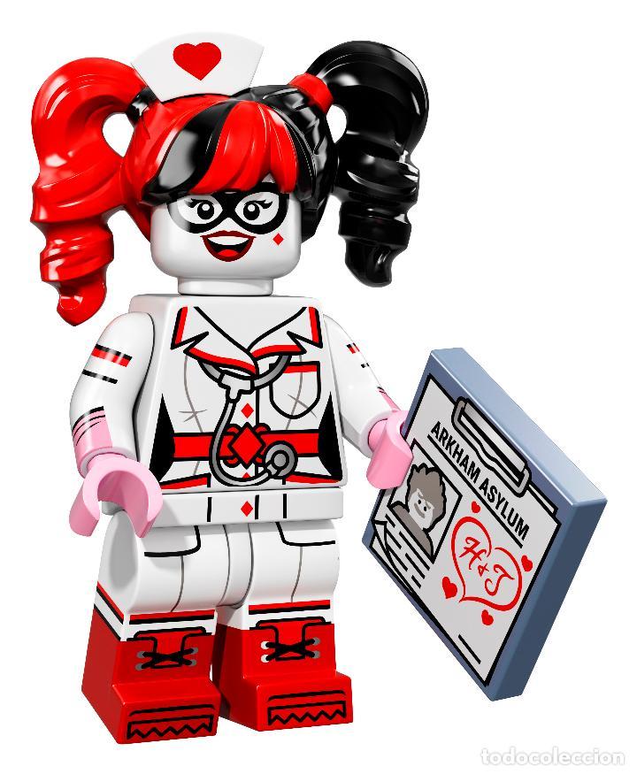 LEGO MINIFIGURES QUINN THE BATMAN MOVIE 100% ORIGINAL (Juguetes - Figuras de Acción - Otras Figuras de Acción)