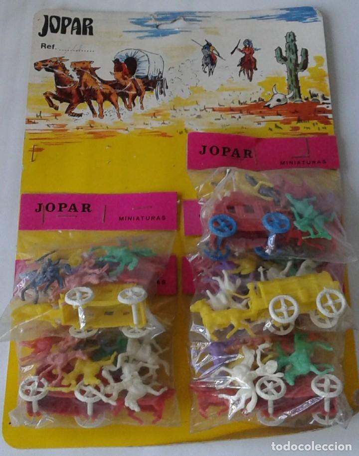Figuras de acción: Figuras Oeste Jopar - Foto 3 - 76914771