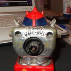 Figuras de acción: ZEL ROBOT,MADE IN JAPAN,TM,A CUERDA,AÑOS 70,FUNCIONANDO. Lote 113635967