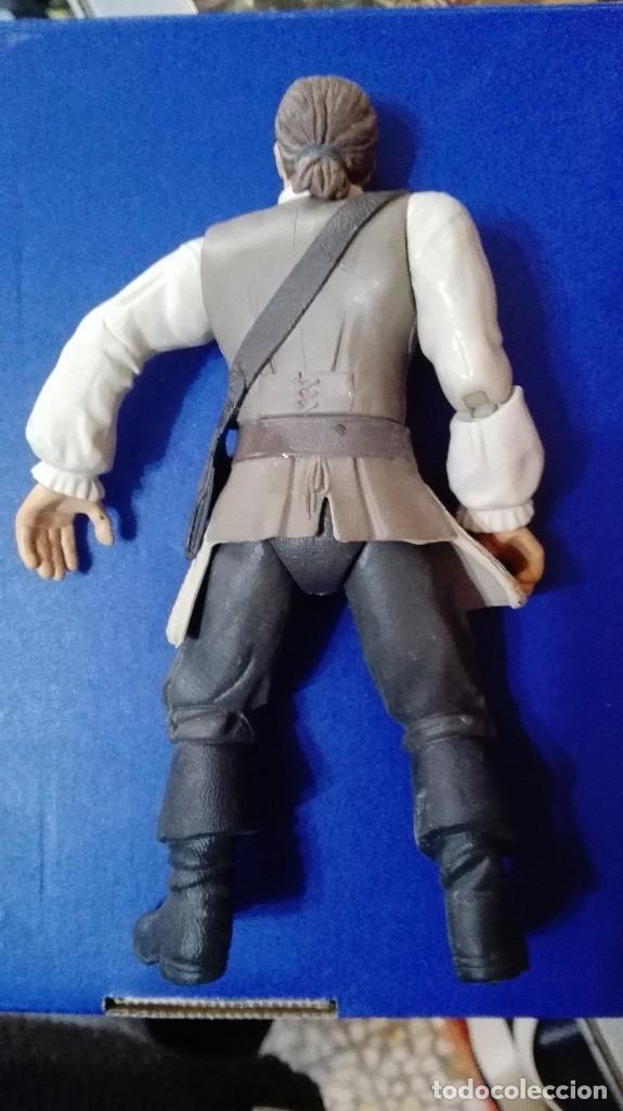 Figuras de acción: figura personaje de piratas del caribe 17 cm - Foto 2 - 113646651