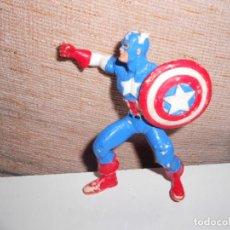 Figuras de acción: FIGURA PVC CAPITAN AMERICA CAPTAIN AMERICA YOLANDA SUPERHEROES MARVEL SUPER HEROES. Lote 114082651