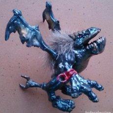 Figuras de acción: FIGURA DRAGON DRAGONS MEGA BLOKS VORGAN. Lote 114134091