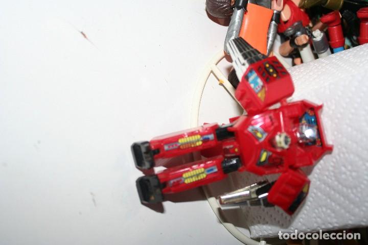 ANTIGUA FIGURA ROBOT 1984 (Juguetes - Figuras de Acción - Otras Figuras de Acción)