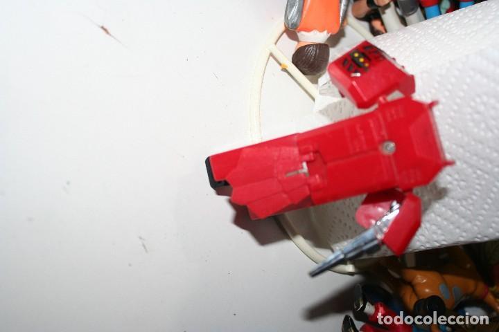 Figuras de acción: antigua figura robot 1984 - Foto 4 - 114484171