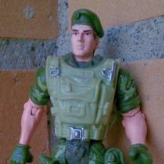 Figuras de acción: FIGURA CHAP MEI SOLDADO SOLDIER FORCE BOINA VERDE. Lote 115178775