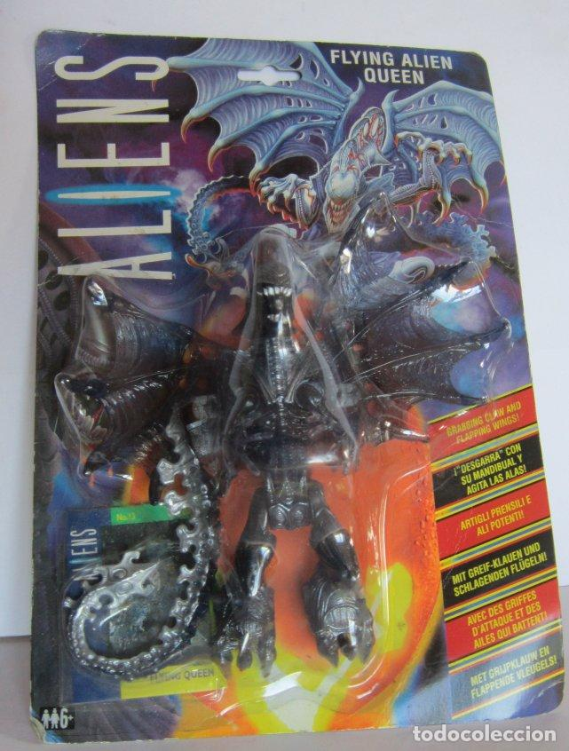 Aliens Flying Alien Queen En Blister Cc Verkauft Durch