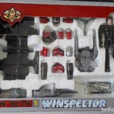 Figurines d'action: WINSPECTOR FIRE TECTOR 1 DE BANDAI AÑOS 80. Lote 115873263