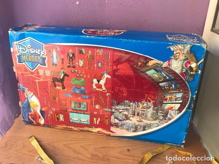 Figuras de acción: disney heroes merlin el encantador- torneo, justa - Nuevo de jugueteria - Foto 2 - 116775047