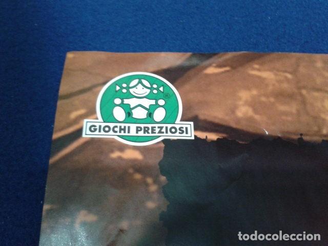 Figuras de acción: FIGURA GRANDE DE ( GORMITI ) GIOCHI PREZIOSI SE TRANSFORMA + POSTER DOBLE CARA VER FOTOS 23 CM - Foto 4 - 116803487