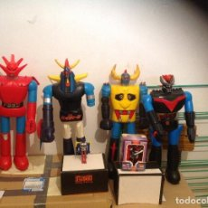 Figuras de acción: VENDO COLECCION 6 MAZINGER Z - NACORAL GOLDORAK SHOGUN WARRIORS GAIKING JUMBO GRENDIZER. Lote 118289295