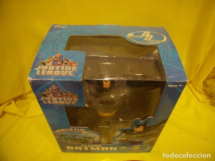 Figuras de acción: Batman volador de Fusion Toys USA, año 2002, Nuevo sin abrir. - Foto 2 - 118931539