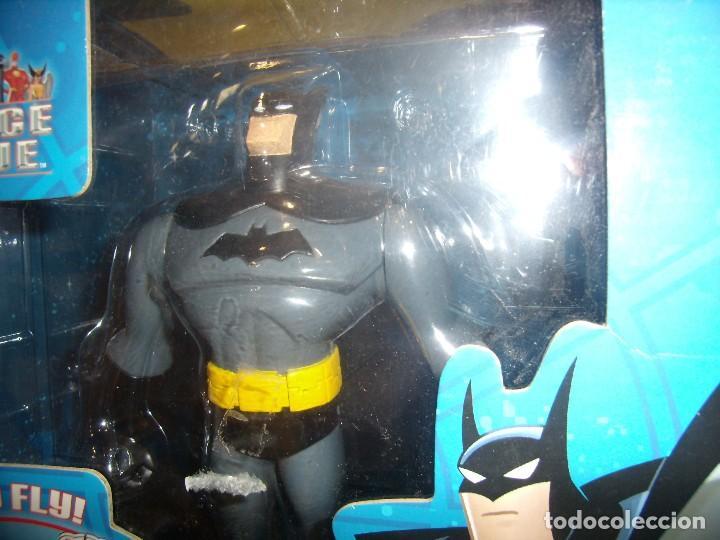 Figuras de acción: Batman volador de Fusion Toys USA, año 2002, Nuevo sin abrir. - Foto 4 - 118931539
