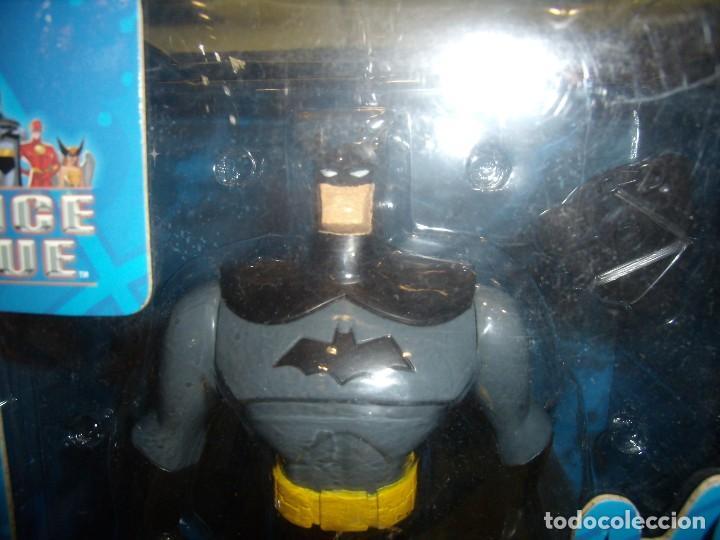 Figuras de acción: Batman volador de Fusion Toys USA, año 2002, Nuevo sin abrir. - Foto 5 - 118931539