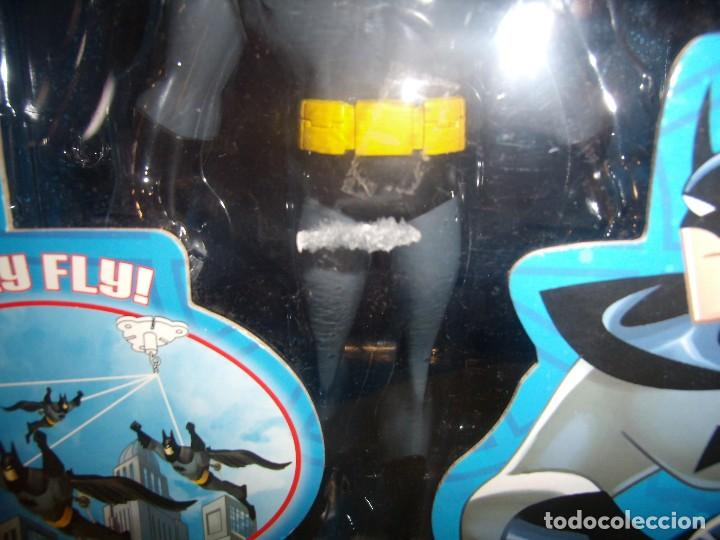 Figuras de acción: Batman volador de Fusion Toys USA, año 2002, Nuevo sin abrir. - Foto 6 - 118931539