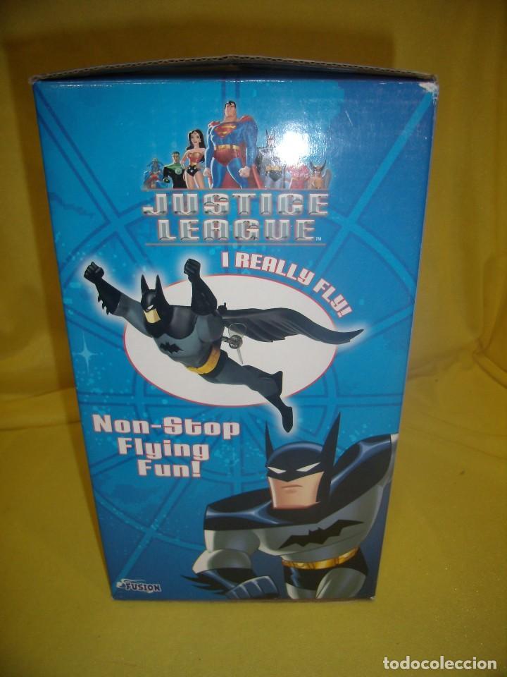 Figuras de acción: Batman volador de Fusion Toys USA, año 2002, Nuevo sin abrir. - Foto 8 - 118931539