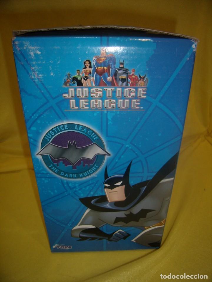 Figuras de acción: Batman volador de Fusion Toys USA, año 2002, Nuevo sin abrir. - Foto 10 - 118931539
