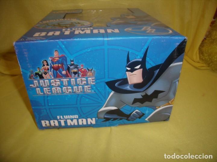 Figuras de acción: Batman volador de Fusion Toys USA, año 2002, Nuevo sin abrir. - Foto 11 - 118931539