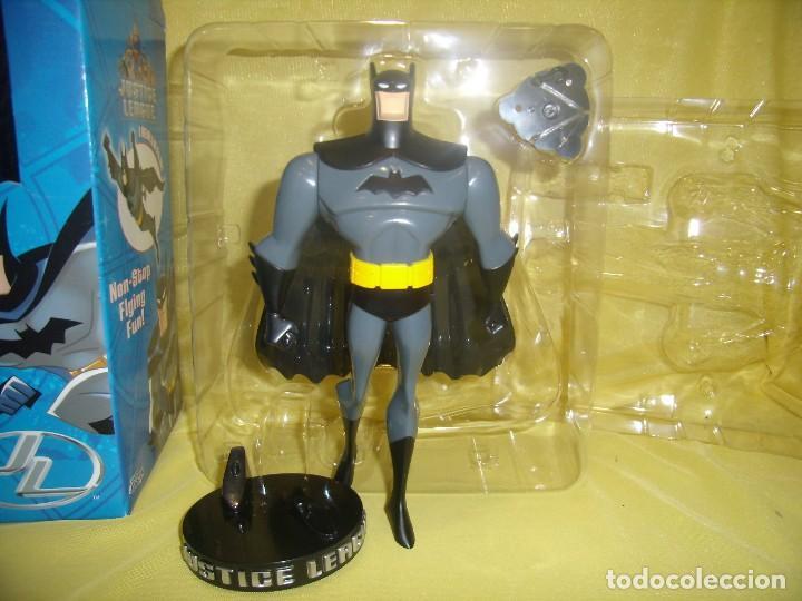 Figuras de acción: Batman volador de Fusion Toys USA, año 2002, Nuevo sin abrir. - Foto 12 - 118931539