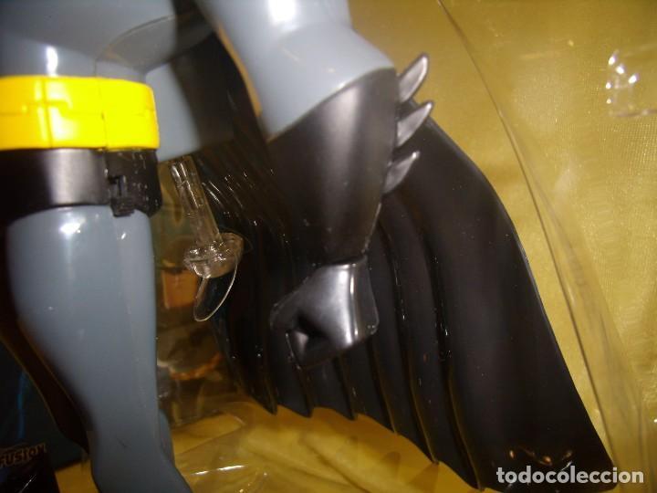 Figuras de acción: Batman volador de Fusion Toys USA, año 2002, Nuevo sin abrir. - Foto 13 - 118931539
