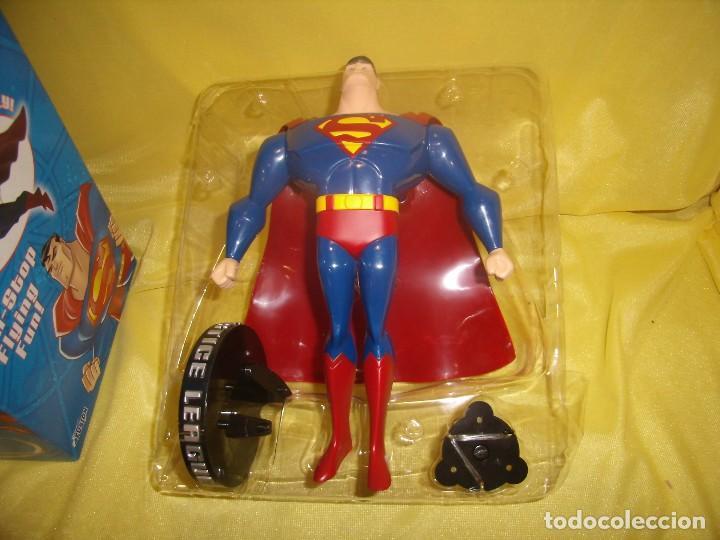Figuras de acción: Superman volador de Fusion Toys, USA, años 2002, Nuevo sin abrir - Foto 7 - 118932495