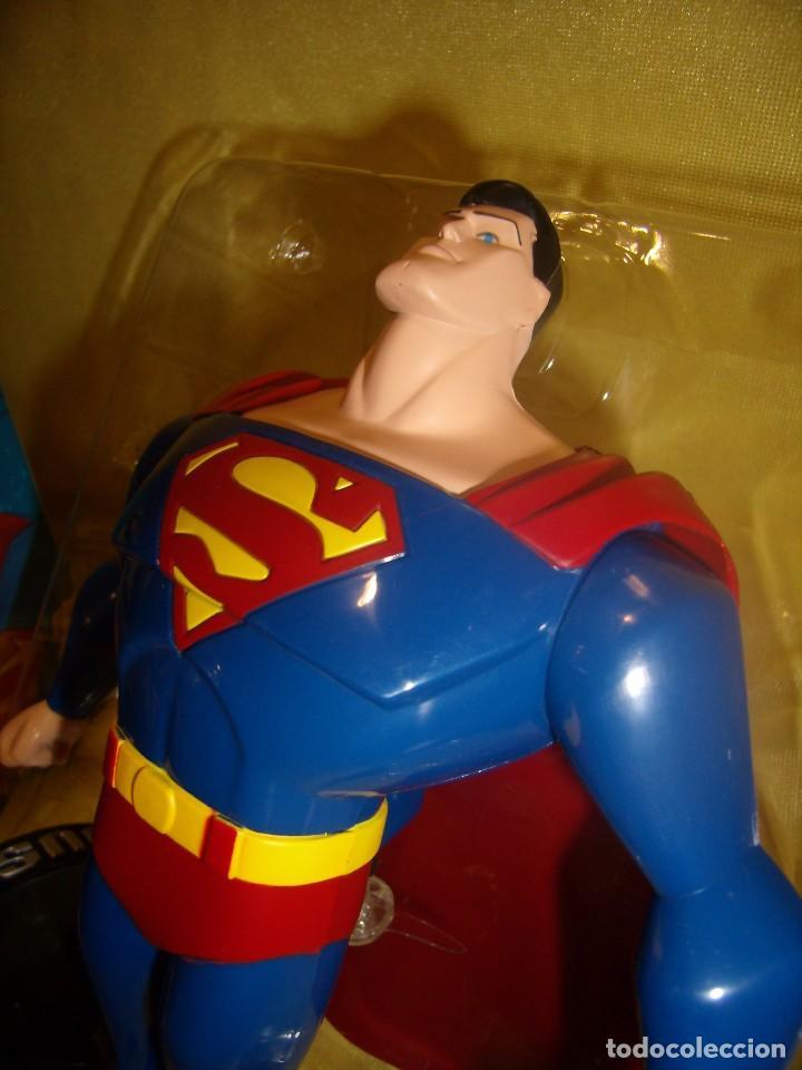 Figuras de acción: Superman volador de Fusion Toys, USA, años 2002, Nuevo sin abrir - Foto 10 - 118932495
