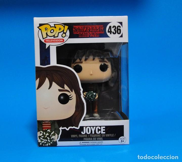 8186c800fd4 Figuras de acción: Funko POP! Stranger Things: Joyce - Foto 1 - 119684455