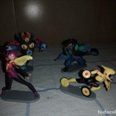 Figuras de acción: LOTE DE 4 FIGURAS DE ACCION BIG HERO 6. Lote 120346291