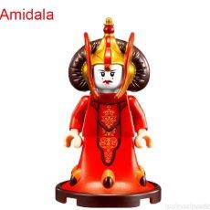 Figuras de acción: MINIFIGURA COMPATIBLE CON LEGO STAR WARS AMIDALA EN BOLSA SELLADA FIGURA MUÑECO ACCIÓN CINE. Lote 121727594