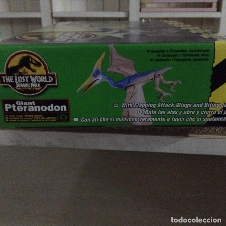 Figuras de acción: Jurassic Park,Giant Pteranodon (Pico de Acero) - Foto 3 - 122452551