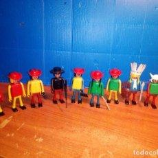 Figuras de acción: LOTE DE 9 PLAY BIG CEFA BOYS O PLAY KIT NO PLAYMOBIL NO AIRGAM BOYS. Lote 124777471