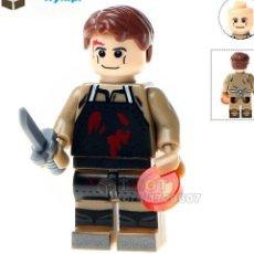 Figuras de acción: DEXTER TV SERIES PELICULAS BLOQUES LEGO COMPATIBLE TERROR COLECCIÓN. Lote 135028046