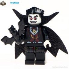 Figuras de acción: DRACULA TV SERIES PELICULAS BLOQUES LEGO COMPATIBLE TERROR COLECCIÓN. Lote 125218335