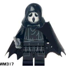 Figuras de acción: VIERNES 13 TV SERIES PELICULAS BLOQUES LEGO COMPATIBLE TERROR COLECCIÓN. Lote 172127468