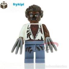 Figuras de acción: HOMBRE LOBO TV SERIES PELICULAS BLOQUES LEGO COMPATIBLE TERROR COLECCIÓN. Lote 145516778